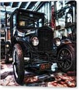 Model T In Hdr Acrylic Print