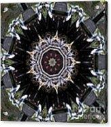 Model T Kaleidoscope Acrylic Print