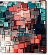 Modern Abstract Ix Acrylic Print