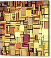 Modern Abstract Xxi Acrylic Print