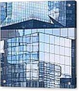 Modern Architecture Detail Acrylic Print