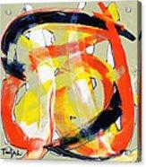 Modern Art Eighteen Acrylic Print