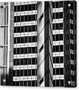 Modern Buildings Abstract Architecture Acrylic Print