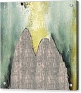 Modern From Classic Art Portrait - Mfca-spjs01ai Acrylic Print