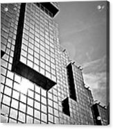 Modern Glass Building Acrylic Print