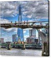 Modern London Acrylic Print