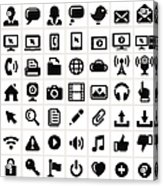 Modern Technology Internet Social Acrylic Print