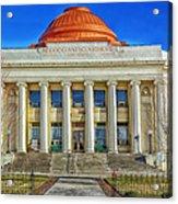 Modoc County California Courthouse Acrylic Print