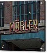 Moebler Acrylic Print