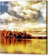 Mohegan Lake 2 Acrylic Print