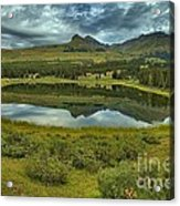 Molas Reflections Acrylic Print