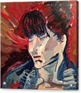 Mollie Acrylic Print