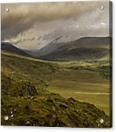 Molly's Gap Co Kerry Ireland Acrylic Print