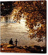 Moments To Remember Acrylic Print