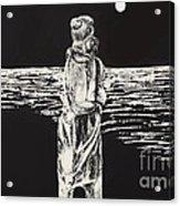 Momhold Acrylic Print