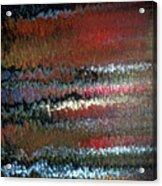 Mon Hommage A Rothko Acrylic Print