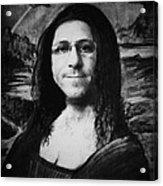 Mona  Acrylic Print