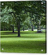 Monarch Park - 26 Acrylic Print