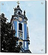 Monastic Church Acrylic Print