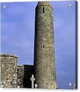 Monastic Round Tower Acrylic Print