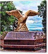 Monmouth County 9/11 Memorial Acrylic Print