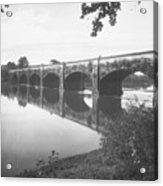 Monocacy Aqueduct, 1892 Acrylic Print