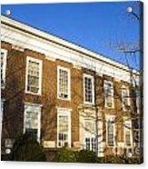 Monroe Hall University Of Virginia Acrylic Print