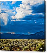 Monsoons In July Acrylic Print