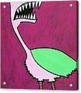 Monster Bird Acrylic Print