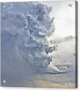 Monster Cloud Country Acrylic Print