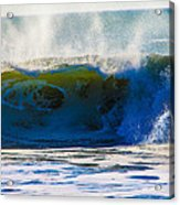 Monster Waves Acrylic Print