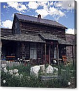 Montana Home 2 Acrylic Print