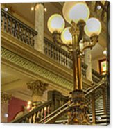 Montana State Capitol Acrylic Print