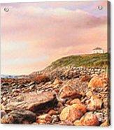 Montauk Point Lighthouse Acrylic Print