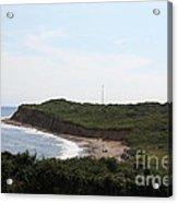 Montauk - The Point Acrylic Print