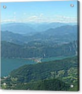 Monte Generoso Svizzera Acrylic Print
