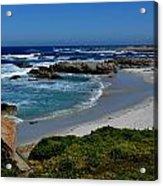 Monterey-1 Acrylic Print
