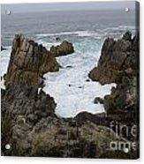 Monterey Bay - California Acrylic Print