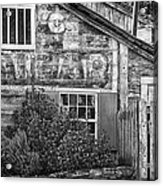 Monterey Historic Building 1 Acrylic Print
