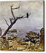 Monterey Mist Acrylic Print