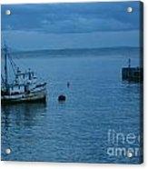 Monterey Tug Acrylic Print