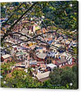 Monterosso From Above - Cinque Terre Acrylic Print