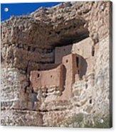 Montezuma Castle Arizona Acrylic Print