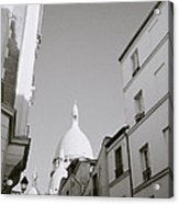 Montmartre Acrylic Print