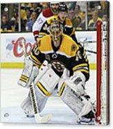 Montreal Canadiens V Boston Bruins - Acrylic Print