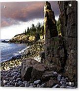 Monument Cove Sunrise 4984 Acrylic Print