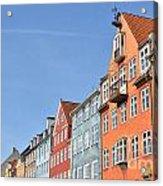 Monument In Copenhagen - Denmark Acrylic Print