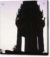 Monument Phnom Penh Cambodia Acrylic Print