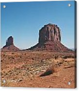 Monument Valley 3 Acrylic Print