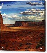 Monument Valley 8 Acrylic Print